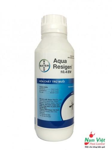 Hóa chất diệt muỗi hiệu quả cao nhất của Bayer - Aqua Resigen 10.4EW