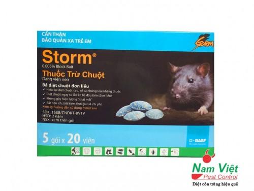 Thuốc diệt chuột hiệu quả Storm - Đức