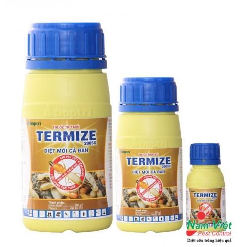 TERMIZE 200SC - Thuốc diệt mối không mùi, lây lan diệt cả tổ