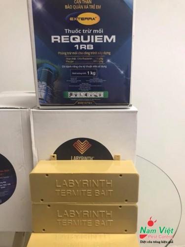 Labyrinth - Bộ diệt mối hiệu quả bằng bả sinh học  Requiem ( Mỹ )