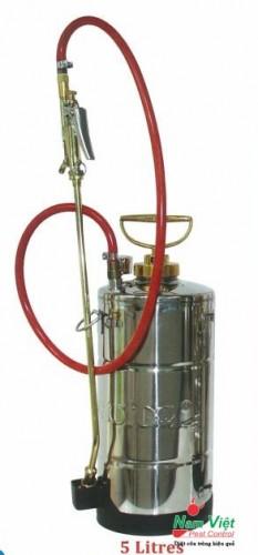Bình phun hóa chất đeo vai Agrofog 5 lít - Nhập khẩu Ý