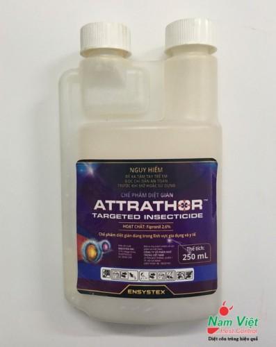 Attrathor - Thuốc diệt gián, diệt gián Đức của Mỹ