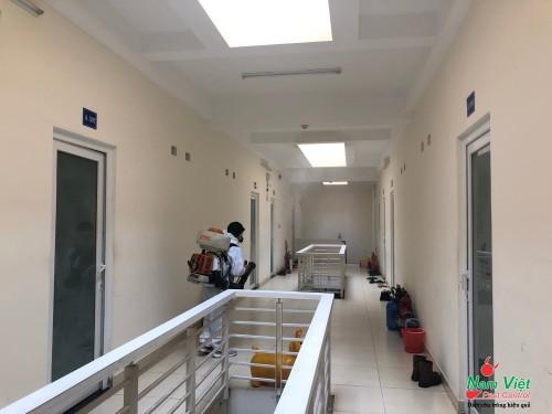 Phun khử trùng phòng dịch Corona cho chung cư tại Tp. HCM