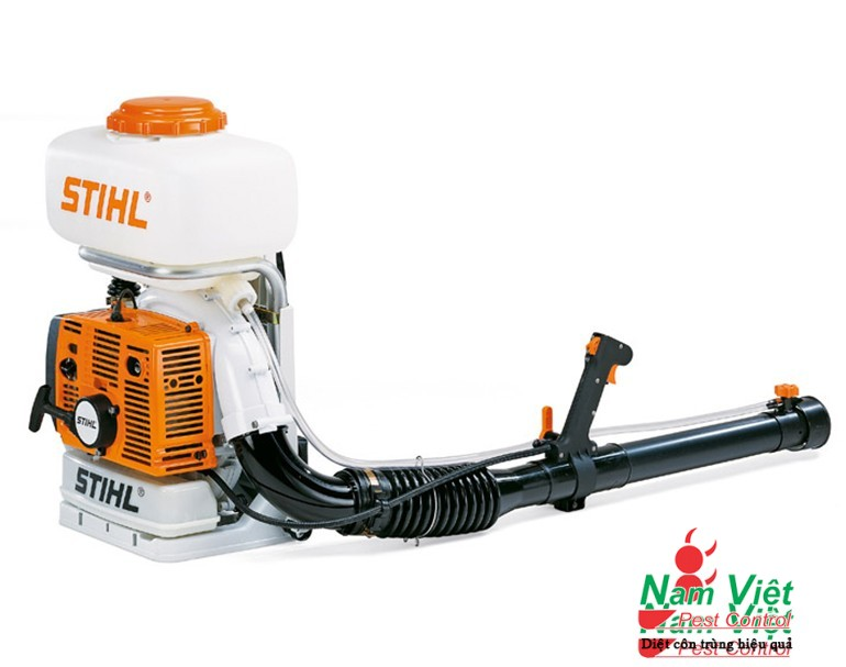 may xit con trung phun thuoc diet muoi stihl sr420